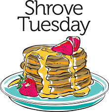 Shrove Tuesday / Pancake Supper @ St John's Episcopal Church Parish Hall  | Havre de Grace | Maryland | United States